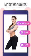Buttocks Workout - Hips, Butt Workout عکس 5