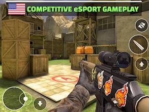 Counter Attack - Multiplayer FPS عکس 10