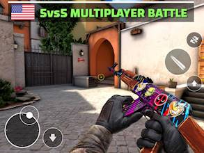 Counter Attack - Multiplayer FPS عکس 7