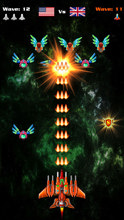 Galaxy Attack: Alien Shooter عکس 2