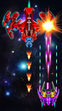 Galaxy Attack: Alien Shooter عکس 4