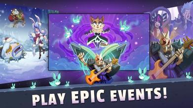 Realm Defense: Epic Tower Defense Strategy Game عکس 3