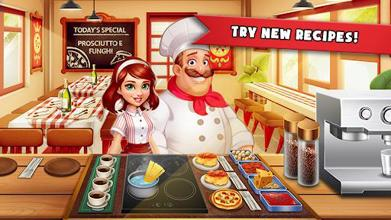 Cooking Madness - A Chef's Restaurant Games عکس 1