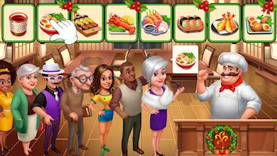 Crazy Chef: Fast Restaurant Cooking Games عکس 15