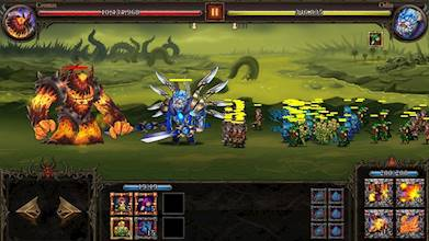 Epic Heroes War: Action + RPG + Strategy + PvP عکس 16