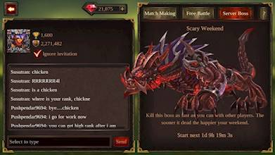 Epic Heroes War: Action + RPG + Strategy + PvP عکس 17