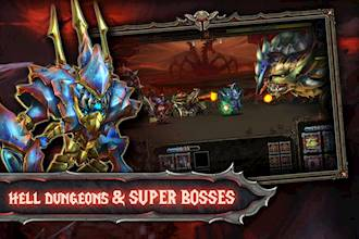 Epic Heroes War: Action + RPG + Strategy + PvP عکس 21
