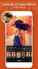 Fotor Photo Editor - Photo Collage & Photo Effects عکس 1