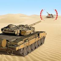 آیکون War Machines: Tank Battle - Army & Military Games