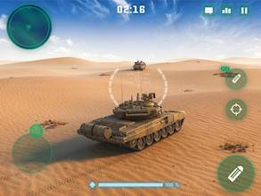 War Machines: Tank Battle - Army & Military Games عکس 15