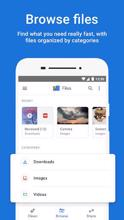 Files by Google: Clean up space on your phone عکس 3