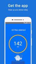 Files by Google: Clean up space on your phone عکس 7