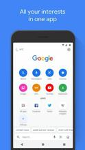 Google Go: A lighter, faster way to search عکس 1