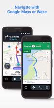 Android Auto - Google Maps, Media & Messaging عکس 2