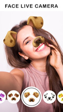 FaceArt Selfie Camera: Photo Filters and Effects عکس 2