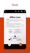 Microsoft Office Lens - PDF Scanner عکس 2