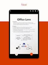 Microsoft Office Lens - PDF Scanner عکس 7