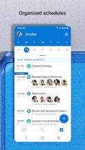 Microsoft Outlook: Secure email, calendars & files عکس 3