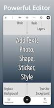 Add Text on Photo: Design Text Style w/ 800+ Fonts عکس 1