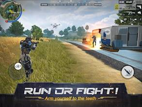 RULES OF SURVIVAL عکس 12