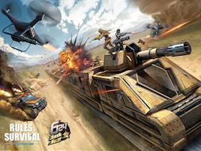RULES OF SURVIVAL عکس 13