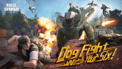 RULES OF SURVIVAL عکس 2