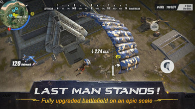 RULES OF SURVIVAL عکس 4