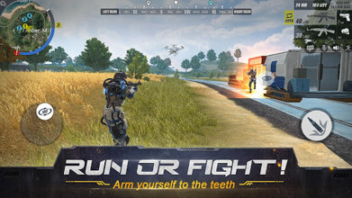 RULES OF SURVIVAL عکس 6