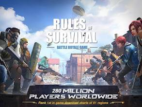 RULES OF SURVIVAL عکس 9