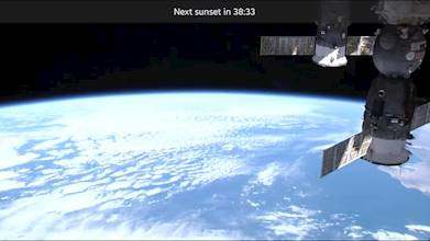 ISS Live Now: Live HD Earth View and ISS Tracker عکس 9