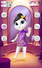 My Talking Angela عکس 12