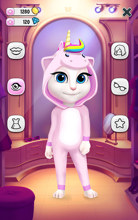 My Talking Angela عکس 4