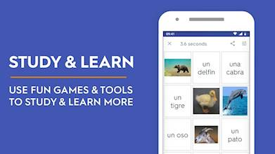 Quizlet: Learn Languages & Vocab with Flashcards عکس 12