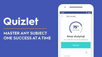 Quizlet: Learn Languages & Vocab with Flashcards عکس 15