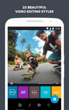 Quik – Free Video Editor for photos, clips, music عکس 4
