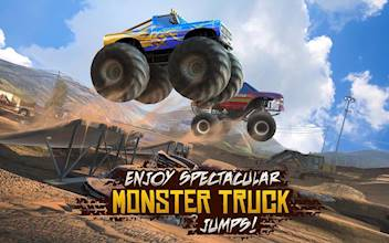 Racing Xtreme 2: Top Monster Truck & Offroad Fun عکس 12