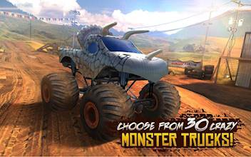 Racing Xtreme 2: Top Monster Truck & Offroad Fun عکس 14