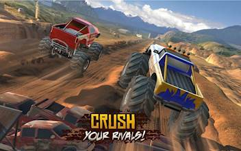 Racing Xtreme 2: Top Monster Truck & Offroad Fun عکس 18