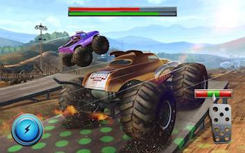 Racing Xtreme 2: Top Monster Truck & Offroad Fun عکس 24