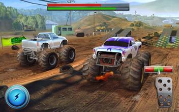 Racing Xtreme 2: Top Monster Truck & Offroad Fun عکس 7