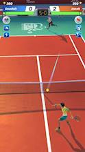 Tennis Clash: The Best 1v1 Free Online Sports Game عکس 2