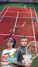 Tennis Clash: The Best 1v1 Free Online Sports Game عکس 4