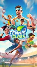 Tennis Clash: The Best 1v1 Free Online Sports Game عکس 6
