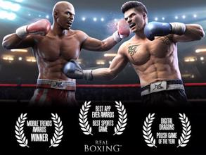 Real Boxing –Fighting Game عکس 2