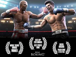 Real Boxing –Fighting Game عکس 7