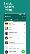 WhatsApp Messenger عکس 1