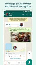 WhatsApp Messenger عکس 2