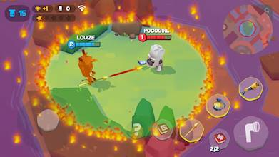 Zooba: Free-for-all Zoo Combat Battle Royale Games عکس 15