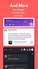Podcast Player & Podcast App - Castbox عکس 3
