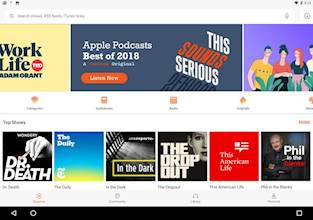 Podcast Player & Podcast App - Castbox عکس 9